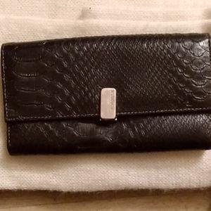 Liz Claiborne Black Wallet